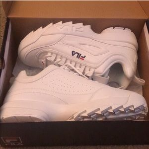Fila Shoes - Fila Disruptor 2